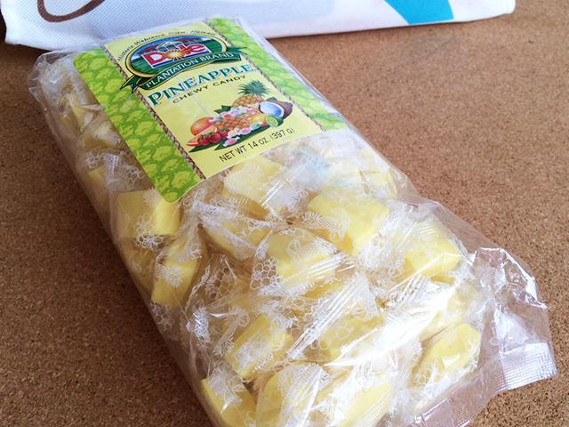 パイナップルキャンディー